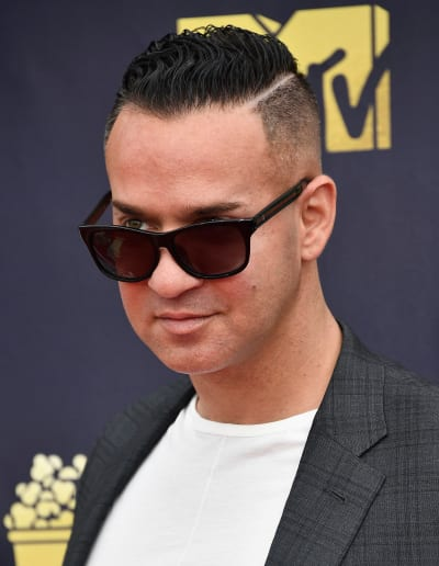 "Mike ""The Situation"" Sorrentino Picture"