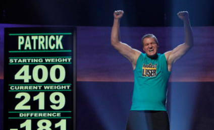 Patrick House Wins The Biggest Loser