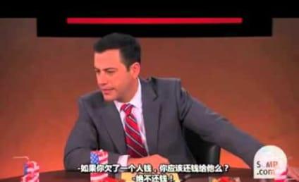 Jimmy Kimmel China Skit Sparks Backlash, Petition Demanding His Firing