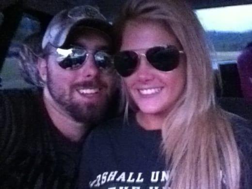 Corey and Miranda Patterson Simms