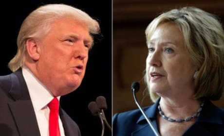 Donald Trump Mocks Hillary Clinton's Hair: It's a Wig!