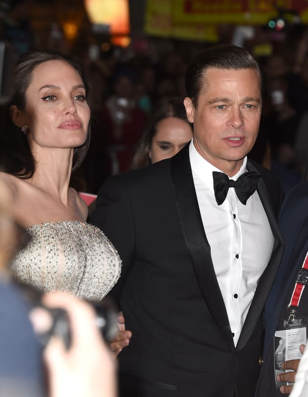 Angelina brad jolie pitt suck really