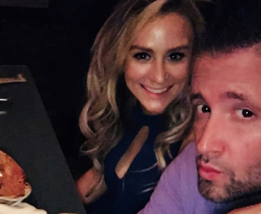 Leah and Jason Date Night