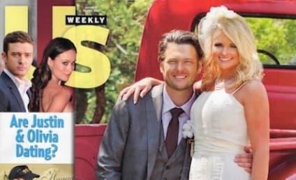 Blake Shelton And Miranda Lambert Wedding.Blake Shelton Weddings The Hollywood Gossip