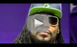 "Marshawn Lynch: ""I'm Just Here So I Won't Get Fined"""