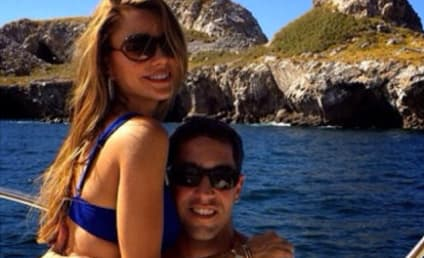 Sofia Vergara and Nick Loeb: It's NOT Over, Thong Bikini Proves It