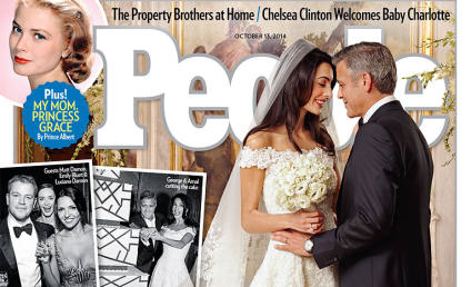 Amal Alamuddin Wedding Dress: First Look!