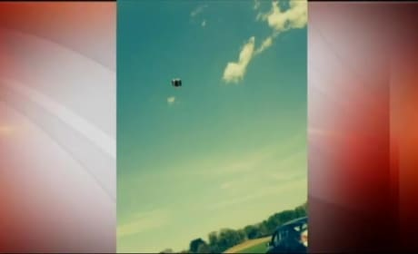 Bounce House Flies Away with Kids Inside