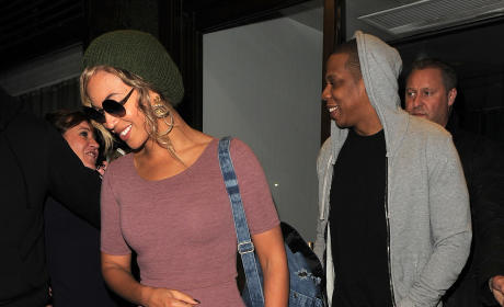 Beyonce and Jay-Z Picture