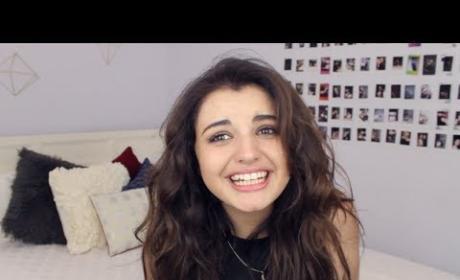 Rebecca Black Responds to Internet Haters