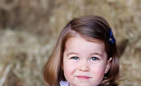 Princess Charlotte Pictures: SO Cute!
