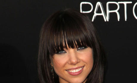 Carly Rae Jepsen Movie Premiere Pic