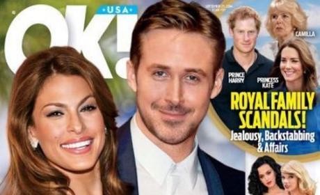 Eva Mendes and Ryan Gosling Wedding?