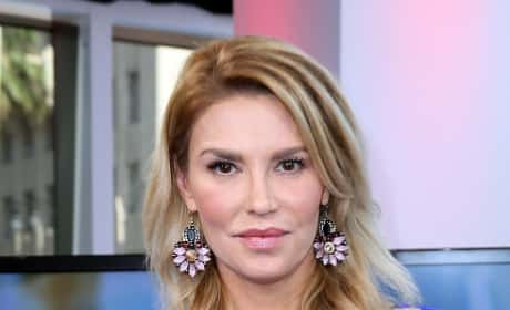Brandi Glanville On Hollywood Today Live