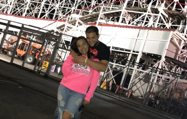 Briana dejesus and johnny rodriguez