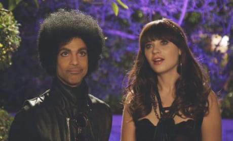 Prince ft. Zooey Deschanel - FALLINLOVE2NITE
