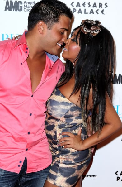 Jionni LaValle, Snooki Photo