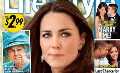 Kate Middleton: Clashing with the Queen?!?