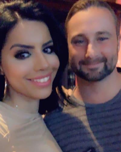 Larissa Lima and Corey Rathgeber