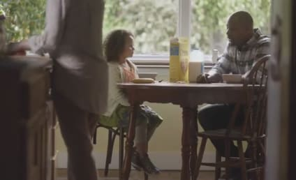 Cheerios Super Bowl Commercial Runs It Back with Biracial Family
