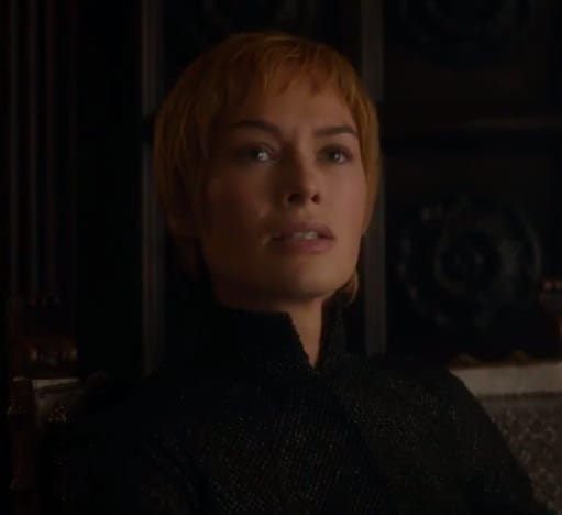 Cersei as Queen