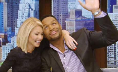 Michael Strahan's Final Show