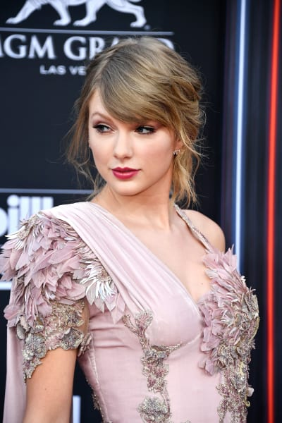 At the Billboard Music Awards