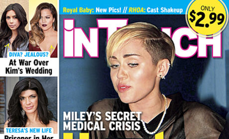 Miley Cyrus Heart Problems?