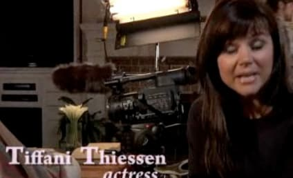 Tiffani Thiessen: Too Busy For Saved By the Bell Reunion