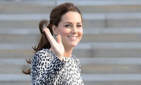 The Duchess Waves