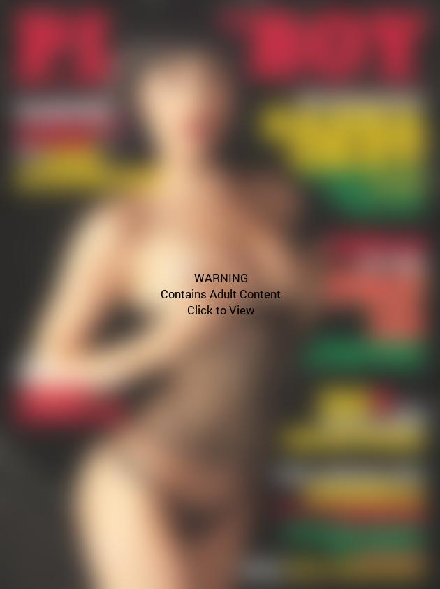 Sasha Grey Playboy Cover
