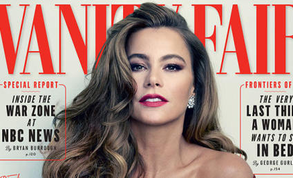 Sofia Vergara to Vanity Fair: I Wish I Had Fake Boobs!