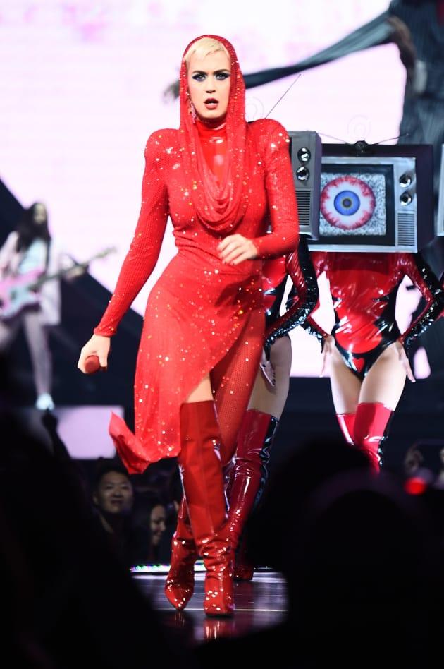 Ellen DeGeneres SLAMMED for Katy Perry Boobs Tweet - The