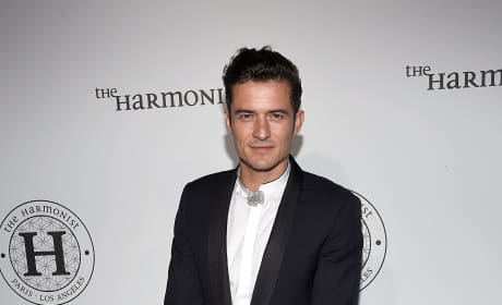 Orlando Bloom in Cannes