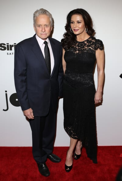 Michael Douglas and Catherine Zeta-Jones: Jazz at Lincoln Center
