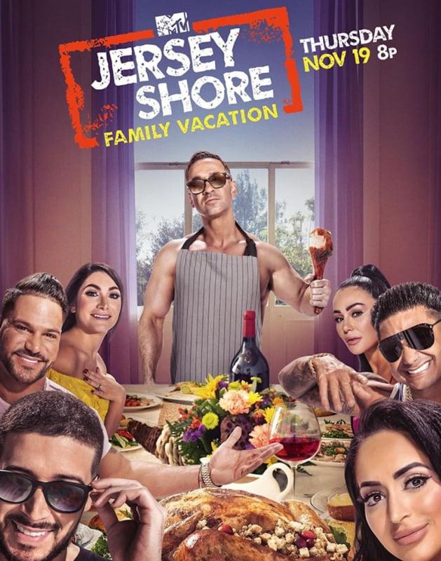 Jersey Shore: Family Vacation - MTV
