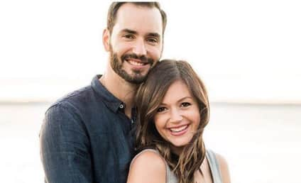 Desiree Hartsock Gives Birth to First Baby!