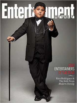 Rico Rodriguez on EW