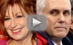 Mike Pence: Joy Behar Hates Christians!