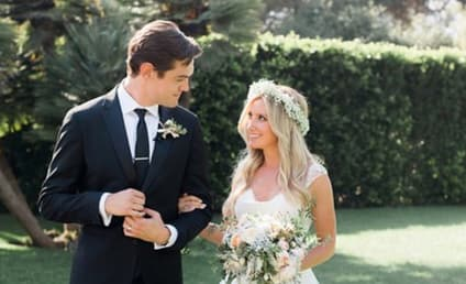 Ashley Tisdale and Christopher French: MARRIED!