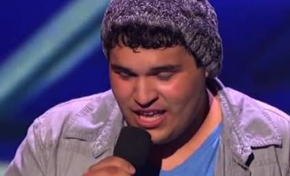 Carlos Guevara Suffers from Tourette's Syndrome, Wows on The X Factor