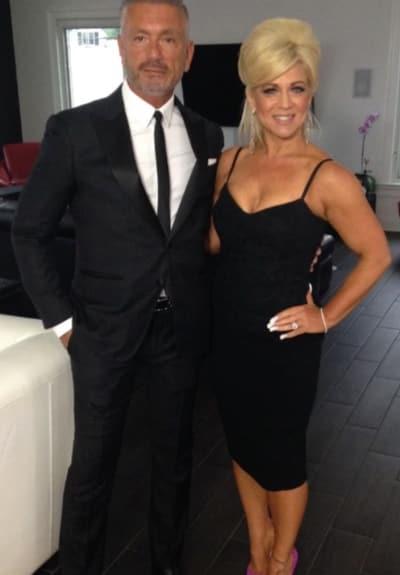 Theresa Caputo and Larry Caputo Pic