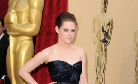 Kristen at the Oscars