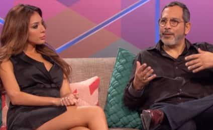 Farrah Abraham's Dad: Her Porn Video was NOT My Idea!