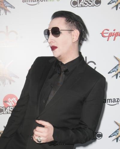 Marilyn Manson Photograph