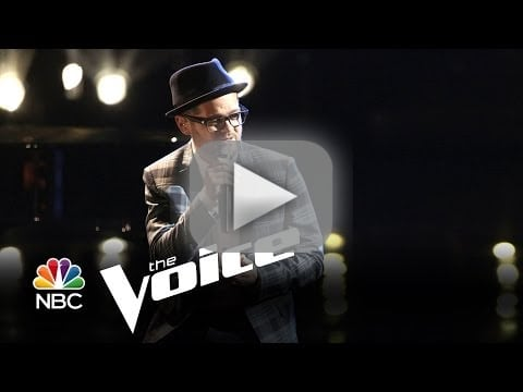 Josh Kaufman - I Can't Make You Love Me (The Voice)