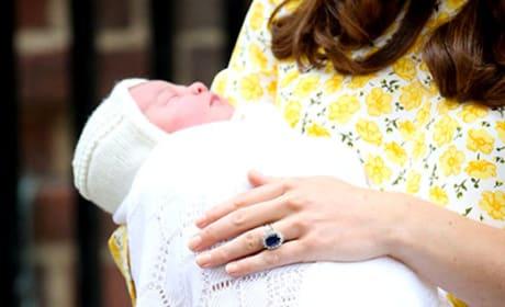 Royal Baby Girl!