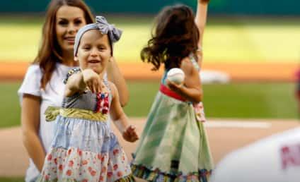 Cancer-Stricken Daughter Fires Unforgettable First Pitch