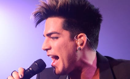 Adam Lambert Would Love to Judge American Idol