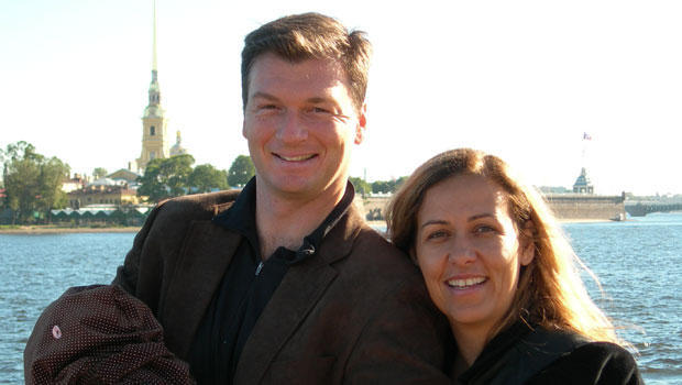 Bruce Beresford-Redman, Wife